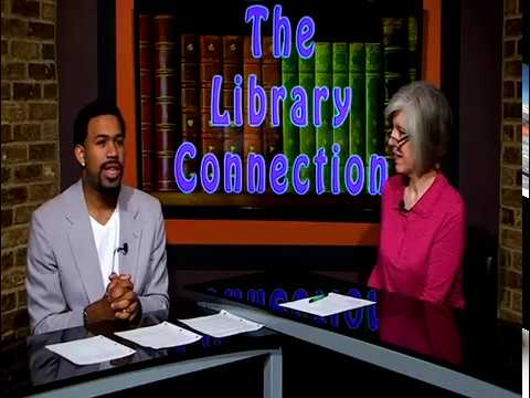 18 February 5 Library Connection Wesley Haley interview