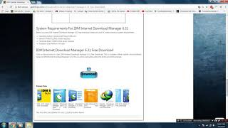 IDM Internet download manager installation guide