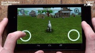 Game Plan #480 'Goat Simulator для Android'