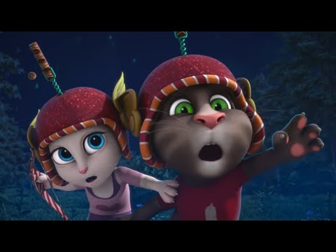 PREMIERE! Chocolate Battle - Talking Tom and Friends   Season 4 Episode 23