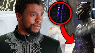 Black Panther Breakdown! Wakanda Easter Eggs & Hidden Details You Missed!