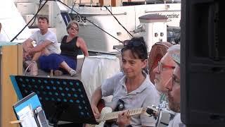 00361 hot stuff répétition générale Port Fréjus