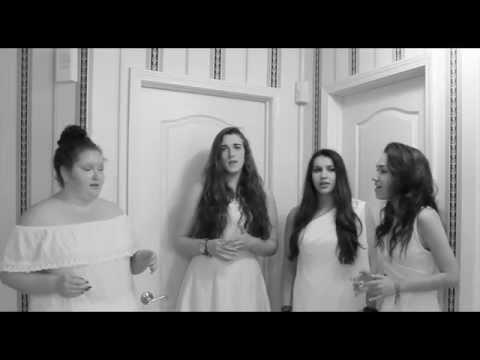 Halo ~ Beyonce ~ Cover by Lindsay Kraft, Danielle Puleo, Carolyn Weller, and Selia SteikerPearl