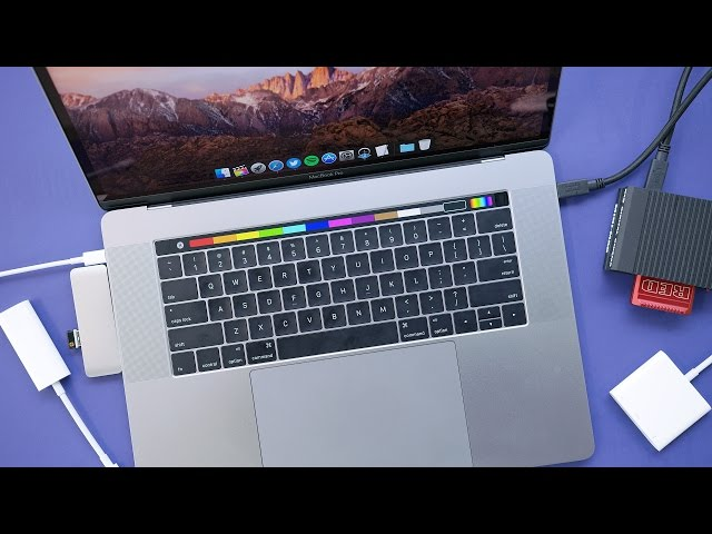 Macbook Pro with Touch Bar Review! Worth it?