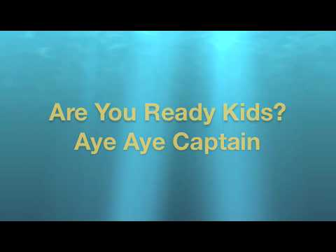 The Spongebob Squarepants Theme Song With Lyrics