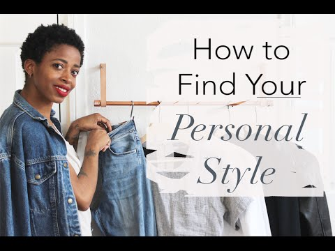 How To Find Your Personal Style And Ignore Fashion Rules Changing Your Thought Process Youtube