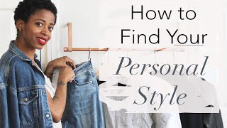 How To Find Your Personal Style and Ignore Fashion Rules   Changing Your Thought Process