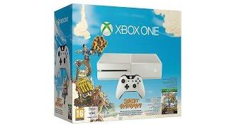 Белый Xbox One (и черный). Двойная открывашка!