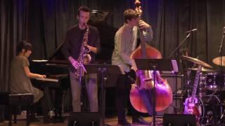 Danny McGonegle Quartet - In The Crease (Branford Marsalis)