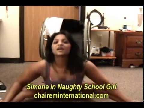 Simone Naughty School Girl