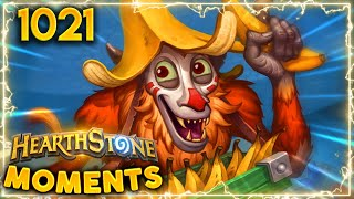 The Tournament Went COMPLETELY BANANAS!! | Hearthstone Daily Moments Ep.1021
