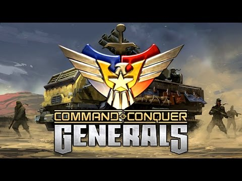 Вспомним - Command and Conquer Generals Contra 008. Выпуск #13