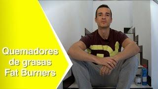 Rubén Muca: ¿Cómo se toman los fat burners o quemadores de grasa?