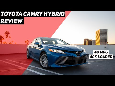 2020 Toyota Camry Hybrid Review: Should You Buy It?