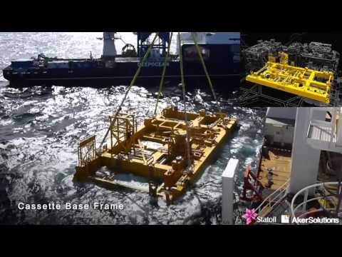 Åsgard Subsea Gas Compression - The Winning Team