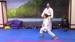 Как правильно наносить передний удар ногой - Мае Гери Кекоми(Из этого ролика Вы узнаете, как правильно наносить передний удар ногой - Мае Гери Кекоми!, 2015-12-05T05:36:00.000Z)