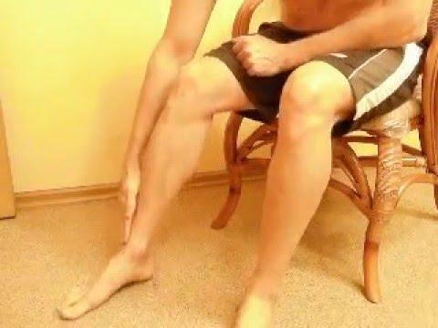 Как снять отеки с ног в -