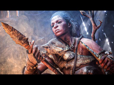 Far Cry Primal - King of the Stone Age Story Trailer (1080p HD)