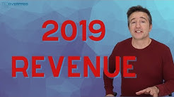 My App Revenue from 2019