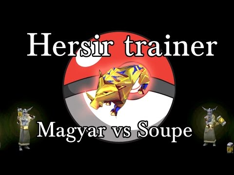 Hersir Pokemon Simulator - Magyar VS Soupe Age of Mythology