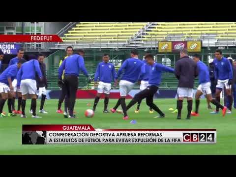 Crece esperanza sobre permanencia de la selección de fútbol de Guatemala en la FIFA