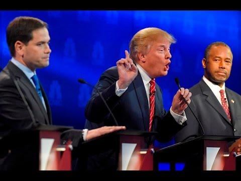 Debate Fact Checking: Trump, Ben Carson, Bobby Jindal