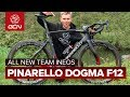 New Pinarello Dogma F12 | Team Ineos' 2019 Race Bike: First Look