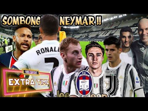 Neymar : PSG TAK BUTUH RONALDO