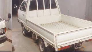 1996 toyota lite ace truck KM51