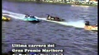 Gran Premio Marlboro de Botes de Velocidad 1992 3era puntuable - Rio Ozama - Categoria 3050cc MOD-VP
