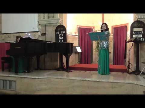 "Casta Diva from ""Norma"" V. Bellini"