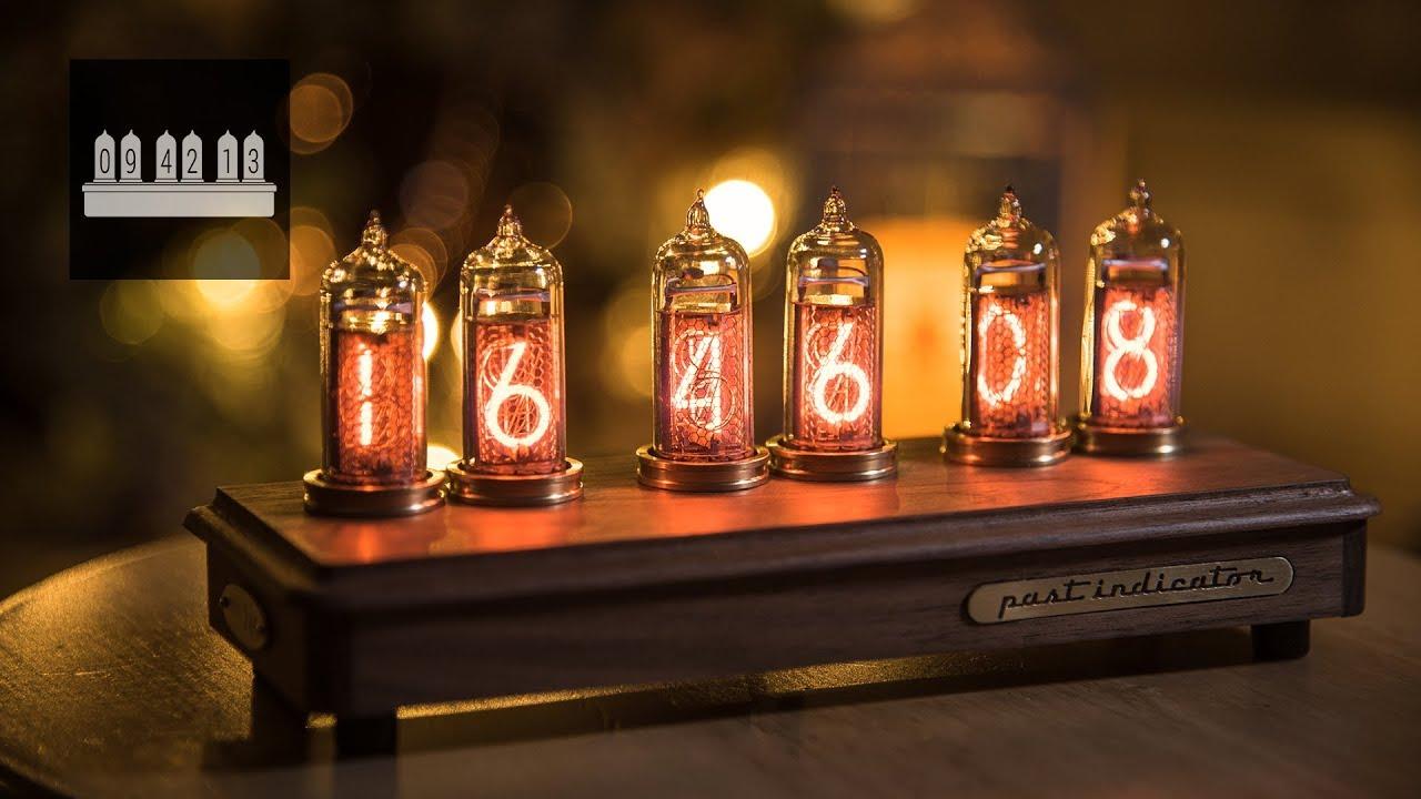 Past Indicator Nixie Clock