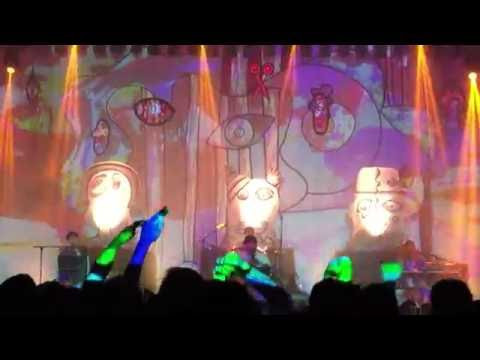 Animal Collective - Hounds of Bairro/Golden Gal - live in Royal Oak 2016