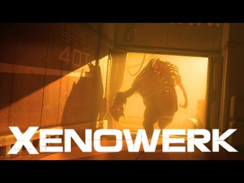 Xenowerk - Release trailer