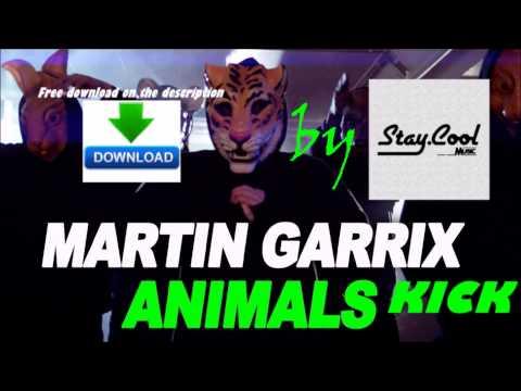 Subbass Kicks 'Animals' Martin Garrix Style (Free Download)