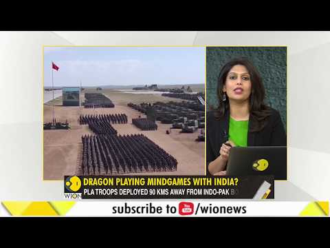 WION Gravitas: Chinese Army troops deployed in Pakistan