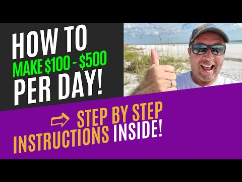 How to Copy and Paste Ads and Make $100 $500 Daily! (Step by Step Instructions Inside)