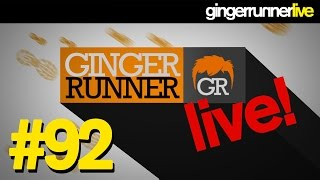 GINGER RUNNER LIVE #92 | The Max King Episode