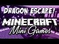 Minecraft Mini Games: Dragon Escape (Mineplex Servers)