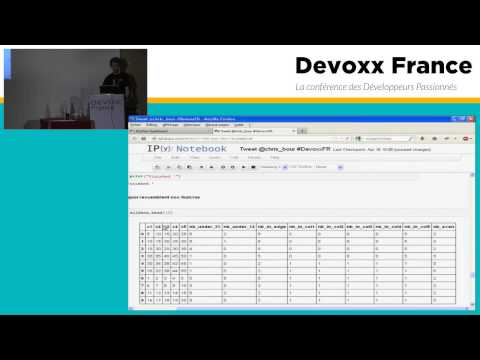 Machine Learning, Python et Open Data : démonstration d'un cas d'usage pour geek