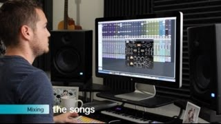 The Evolution Of A Song PART 2 - TheRecordingRevolution.com