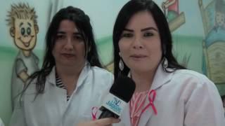 Núcleo de Estimulação Precoce da Policlínica Judite Chaves comemora o dia das crianças