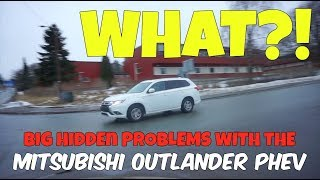 Big Hidden Problem With The Mitsubishi Phev *Review*
