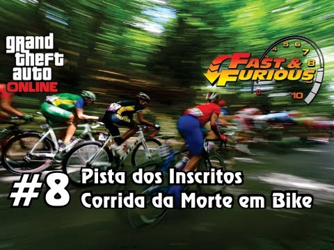 Download] GTA V Online Velozes Furiosos 8 Corrida Da Morte Em Bike