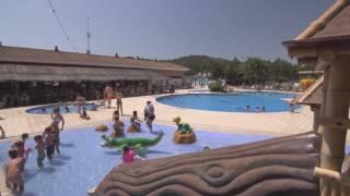 Camping Tucan aan de Costa Brava, Spanje