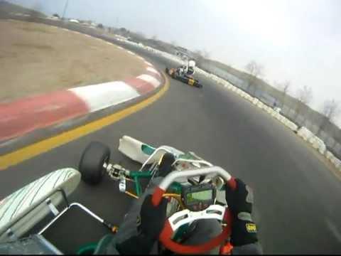 Gabriele Kart - Siena 26-02-2012
