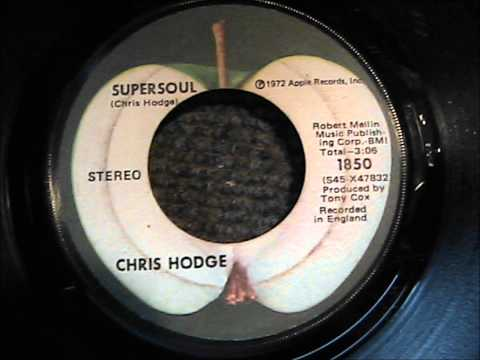 CHRIS HODGE SUPERSOUL APPLE RECORDS