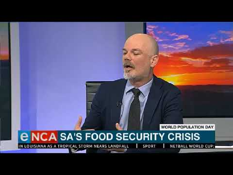SA's Food Security Crisis