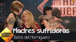 El mejor homenaje posible para todas las madres sufridoras - El Hormiguero 3.0