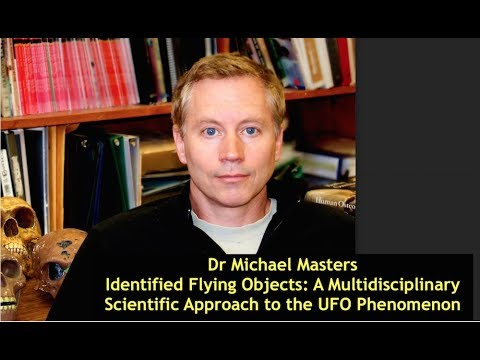 Dr Michael Masters, ET's Are Humans From The Future Studying Themselves, Time Travel Analysis